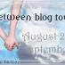 Official Inbetween Blog Tour