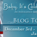 Baby, It's Cold Outside Holiday Blog Tour!