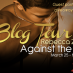 Against the Wall Blog Tour and Major Giveaway