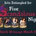 Five Scandalous Nights