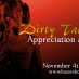 It's Dirty-Talker Appreciation Month!