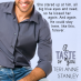 A Taste of You by Teri Anne Stanley Sale